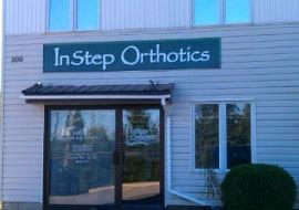 InStep Orthotics | office